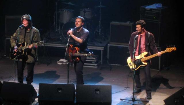 Marah + Deadstring Brothers, en el Kafe Antzokia de Bilbao el 29-2-8