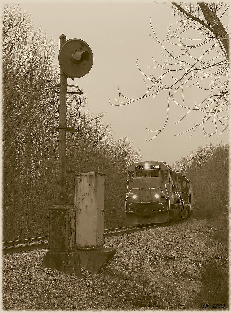 Evansville and Western Railroad