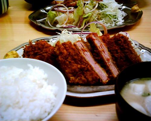Kitchen TOKIWA 下町洋食キッチントキワ(中央区湊)