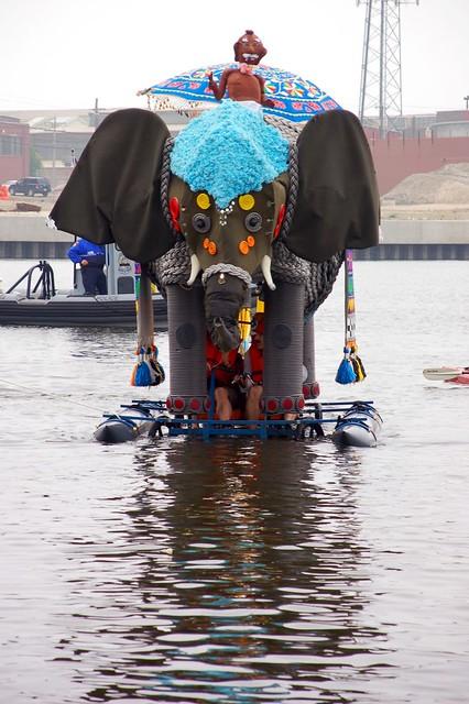 Bumpo the Elephant