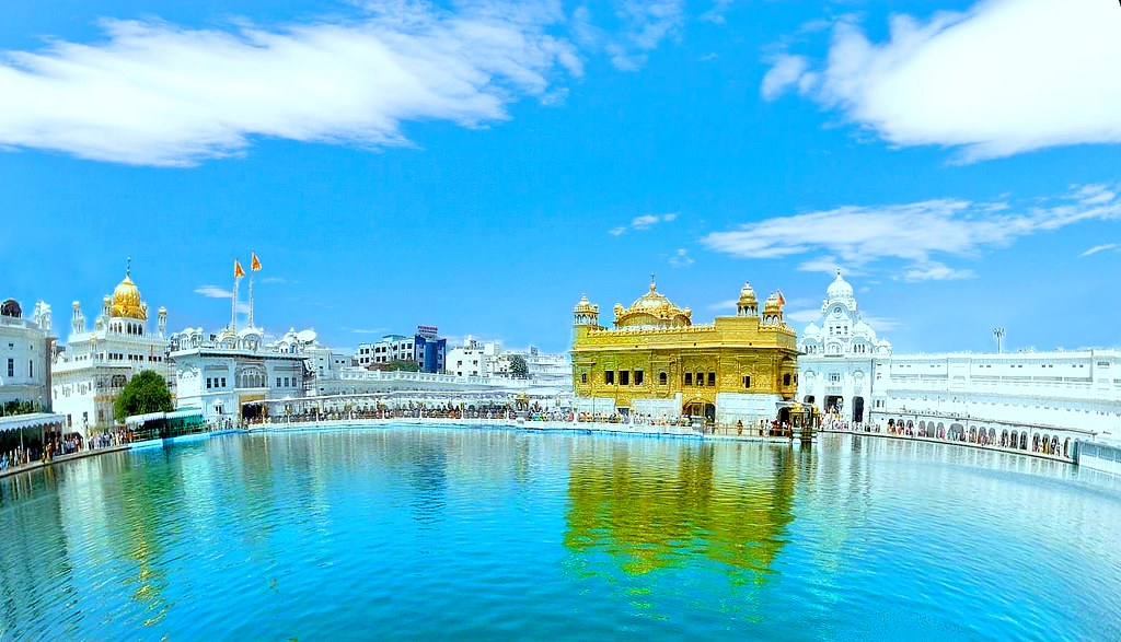 Darbar Sahib Golden Temple Amritsar Punjab India Flickr