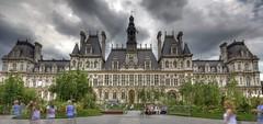 Paris - Hôtel de ville II