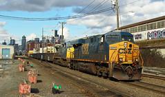 CSX 5372 ~ Seattle