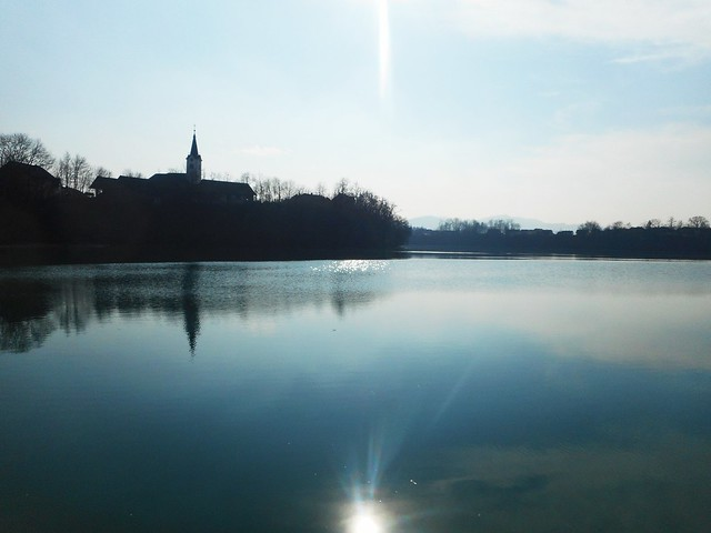 lake Trboje...Slovenia, Nikon COOLPIX S3700