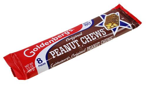 Goldenberg's Peanut Chews