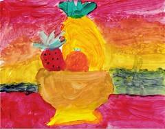 Fruit Basket by Kaya