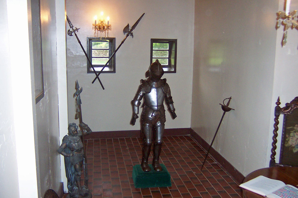 Dunvegan Castle Armoury