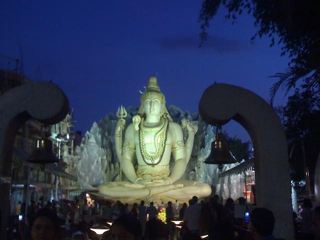 worship of Shiva during Shrawan month is 108 times more powerful