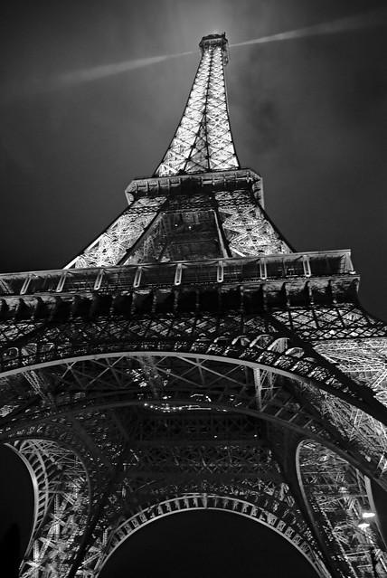 Eiffel Tower por Ben Palmer