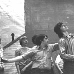 1973 Bob AHHS Guys and Dolls rehearsals002