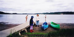 Kytäjoki tulva 2004