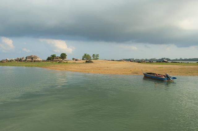 Pulau Sekudu: Tranquil island off Chek Jawa
