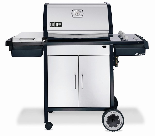 weber spirit sp 320 gas grill flickr photo sharing. Black Bedroom Furniture Sets. Home Design Ideas