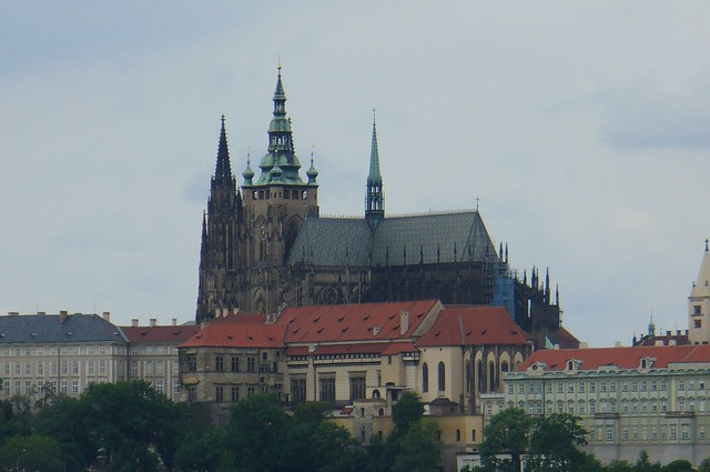 Prague castle 2, Panasonic DMC-LZ3