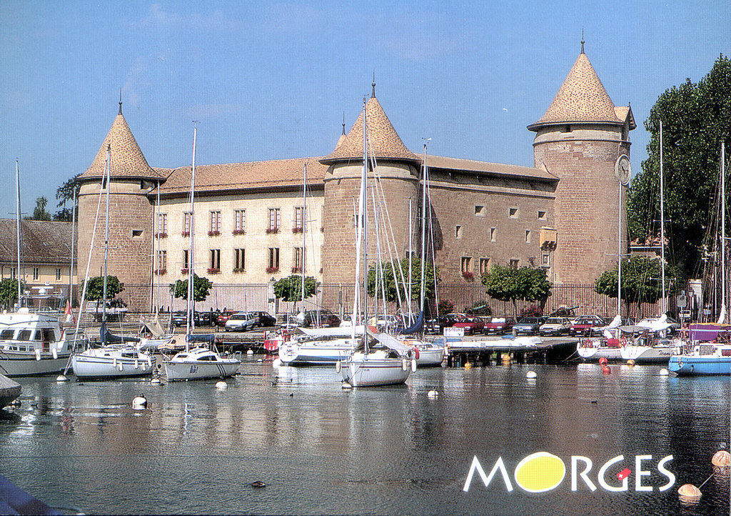 Morges - Le Château (Switzerland)