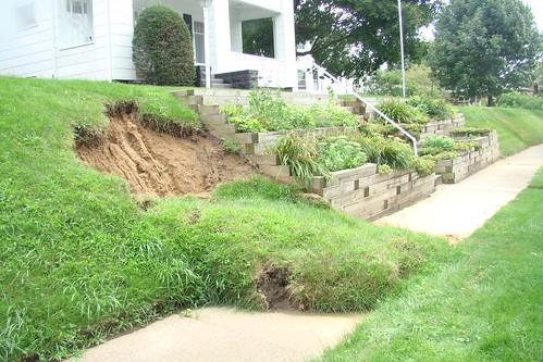 Landslide August 8, 2009