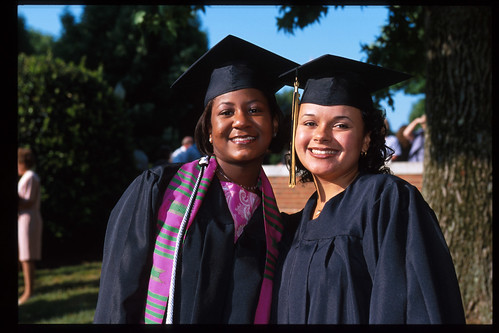Wake Forest University Commencement, 2000