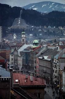 Innsbruck Oesterreich
