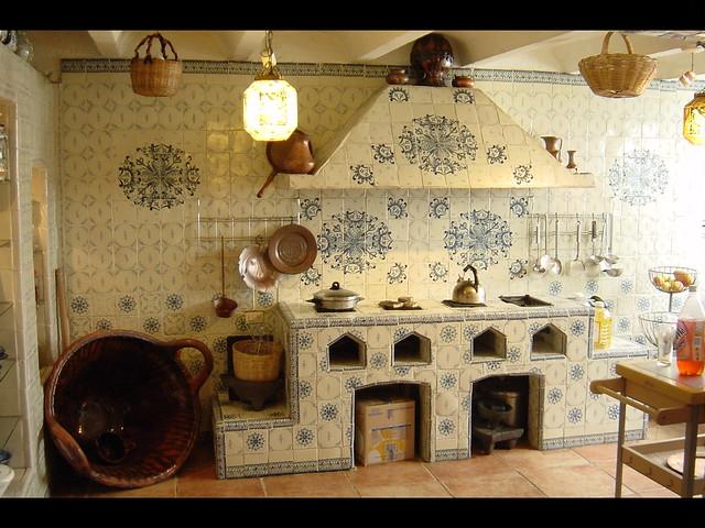 Talavera cocina puebla flickr photo sharing for Azulejos estilo mexicano
