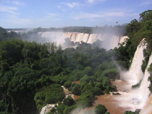 waterfalls argentina