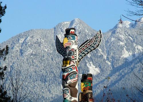 Kwakiutl Totem Poles Totem Poles Vancouver