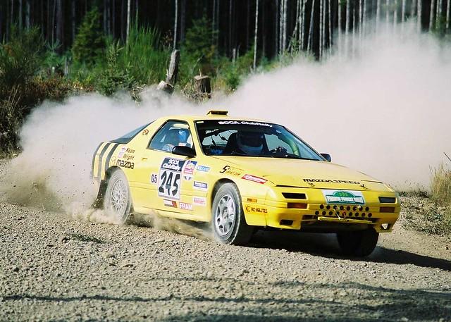 Carey Wright - Mazda RX-7