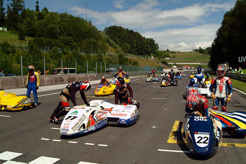 Superside FIM Sidecar World Championship Salzburgring  ► All kinds of commercial usage are illegal ! ◄ Copyright © 2012 Bernhard Egger :: eu-moto images 5080