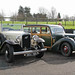 Small photo of Austin Six and Alvis TA 14 Wagonette Woody