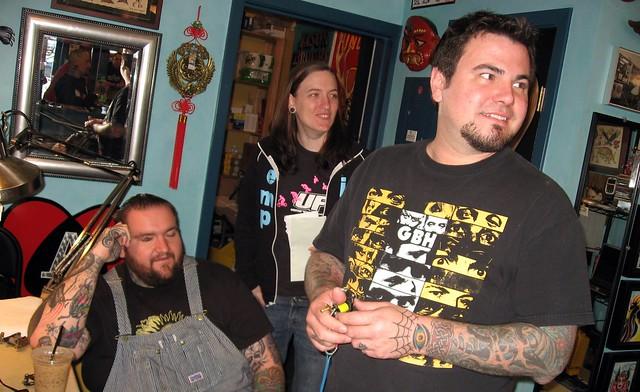 Bubba, Kel, and Jason Brooks