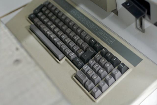 IBM 5120 with LISP keyboard