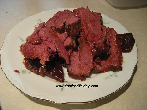 Irish recipe: Whiskey Glazed Corned Beef