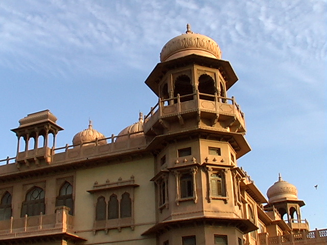 Mohatta Palace by CC user kash_if on Flickr