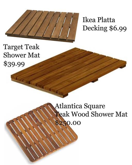 Shower Mat : Pebble Shower Mat : Round Shower Mat : ShowerMat.com