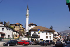 Mosques in the Balkans