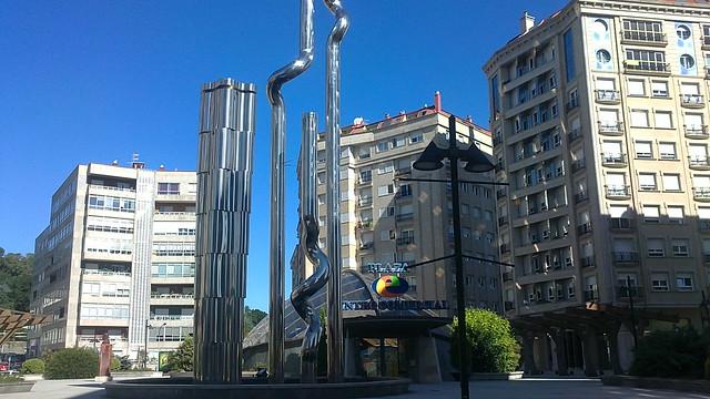Plaza Elíptica Vigo