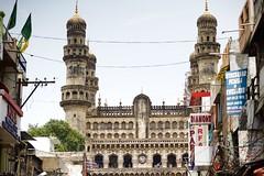 India: Hyderabad city