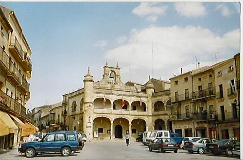 CIudad Rodrigo Main Square.jpg
