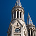 Iglesia GuadalupeTowers by longhorndave