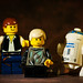 Lego Christmas Portraits - Rebel