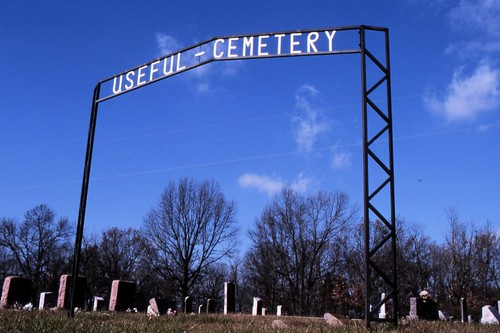 Useful Cemetery