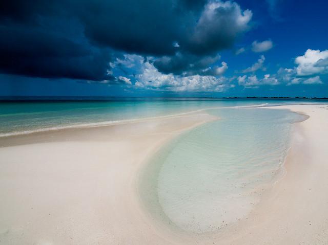 Playa paradisiaca!