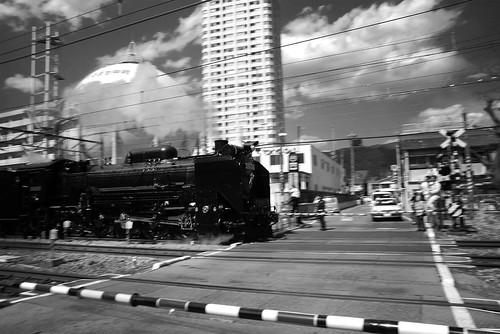 japan geotagged steam sl locomotive yamanashi kofu steamlocomotive d51 d80 geo:lat=356658533 geo:lon=1385730614 atemzeit atemyzeit