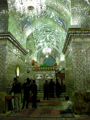 Mausoleum of Shah-e Cheragh
