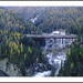 Empire Builder on Goat Lick Trestle by sjb4photos