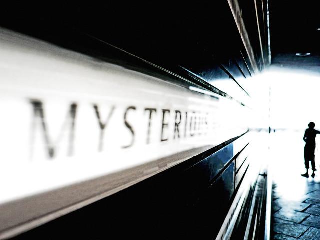 Mysterious Visitation