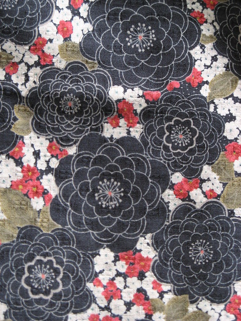Japanese floral Print | Flickr - Photo Sharing!