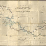 Plan Shewing the Proposed Route from Lake Superior to Red River Settlement (1870)
