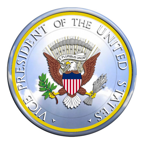 Vice President Seal , by DonkeyHotey