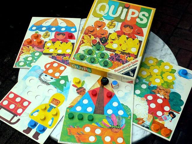 Quips Spiel