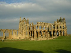 Whitby Abbey overview 4